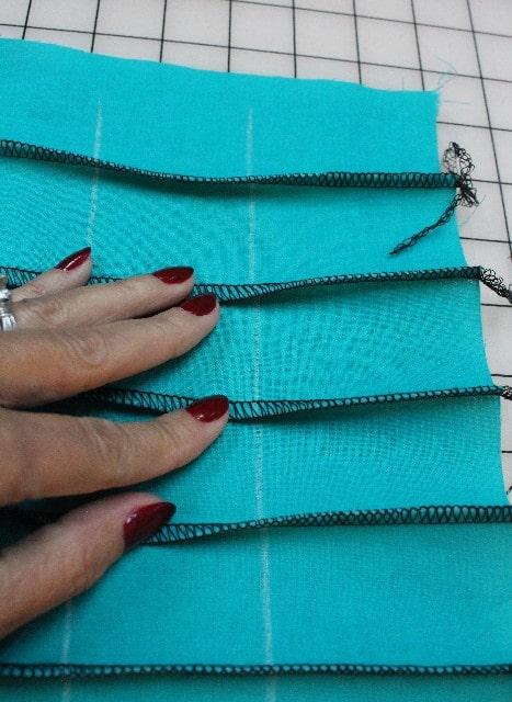 b angela wolf serged fabric 4