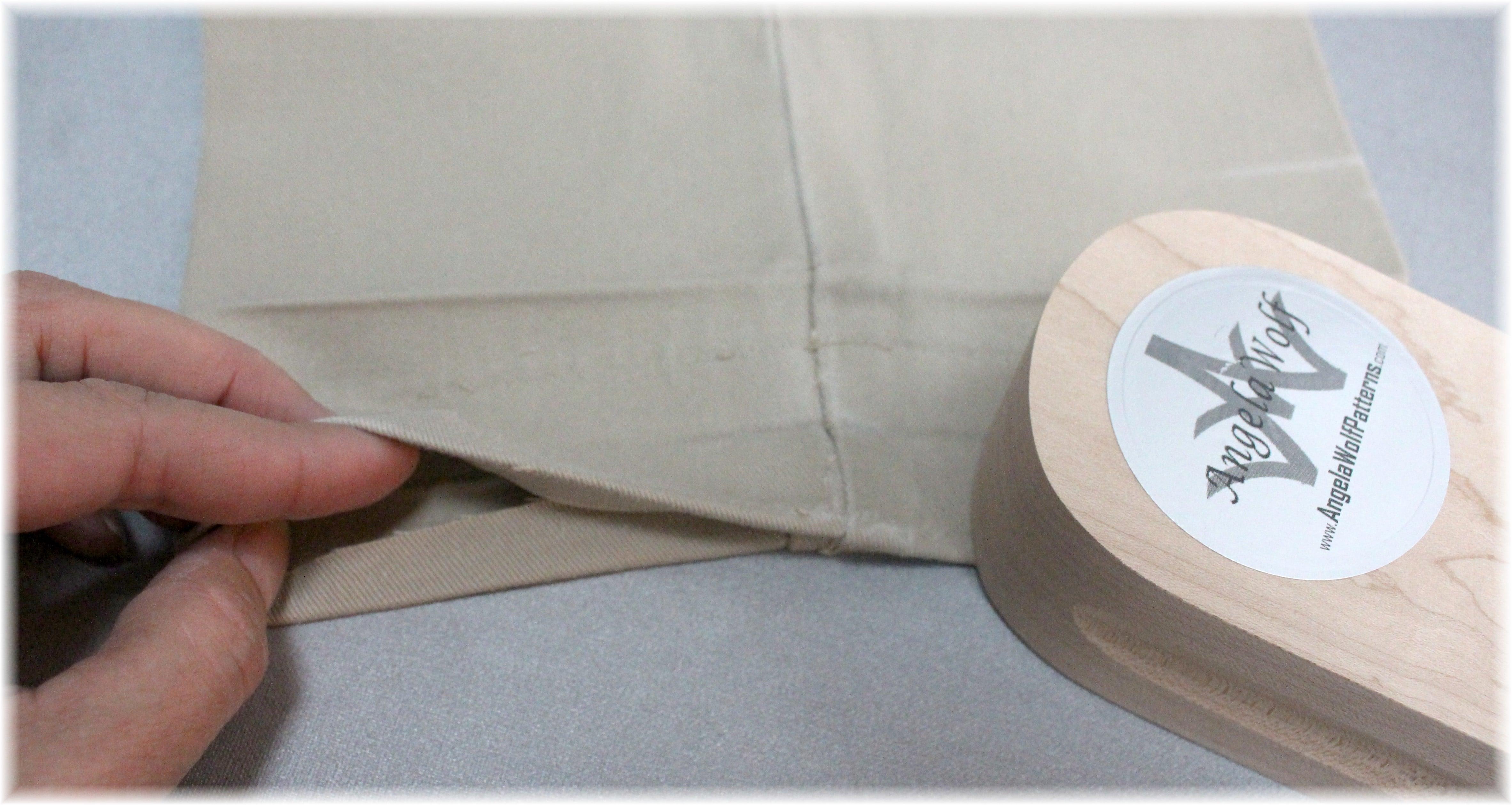 sewing machine hemming