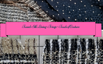 Fringe Skirt Sewalong Part 3: Fabric Cutting & Layout