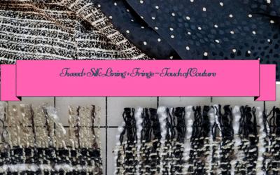 Fringe Skirt Sewalong Part 3: Fabric Cutting & Layout