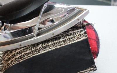 Fringe Skirt Sewalong Part 4: Sewing & Fitting Darts