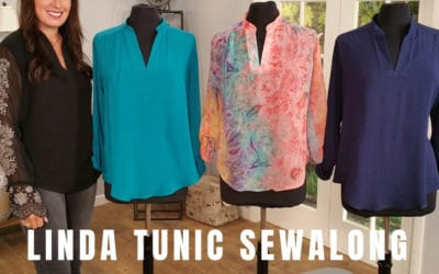 Linda Tunic Sewalong
