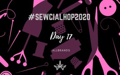 Day 17 #SEWCIALHOP2020 ~ ALLBRANDS