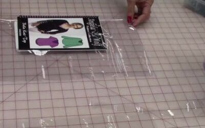 Learn How to Sew on Clear Vinyl