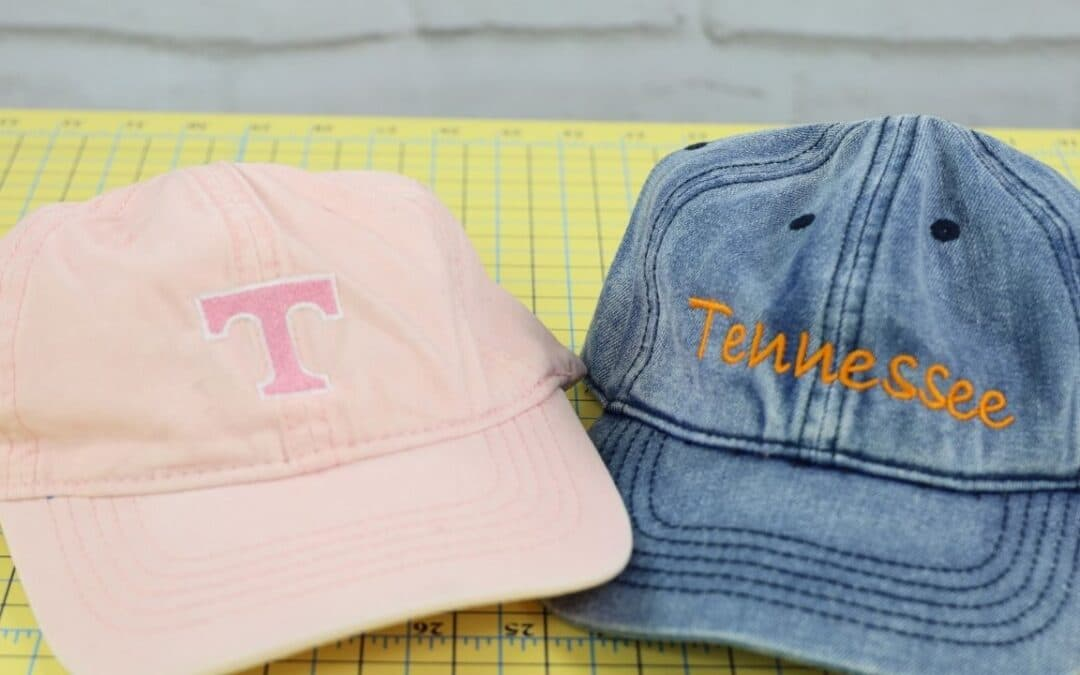Embroider 103 Learn How to Embroider on Hats
