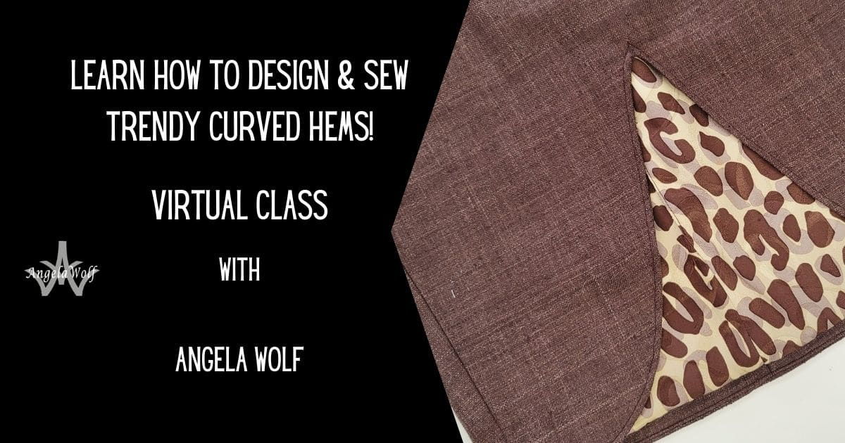 Learn to Sew Knits Online Class: Angela Wolf Academy
