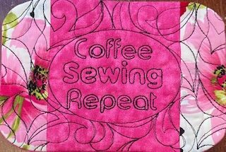 Episode 199: At Your Side Virtually! Mug Rug and Coffee Deco with Kathy Stipe and Barb Mikolajczyk